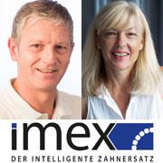 <b>...</b> die DZW im Gespräch mit ZTM <b>Uwe Landsberger</b> und ZTM Sabine Knörl, <b>...</b> - imex-zahnersatz-interview_landsberger_knoerl